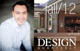 Design Quarterly - KJB - Fall 2012