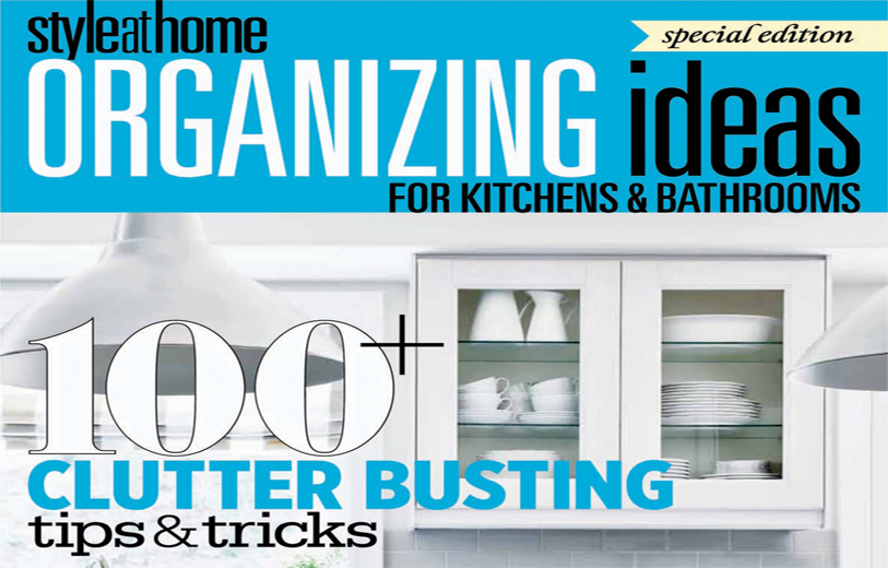 Style at Home 2014 Kitchen Design R-1