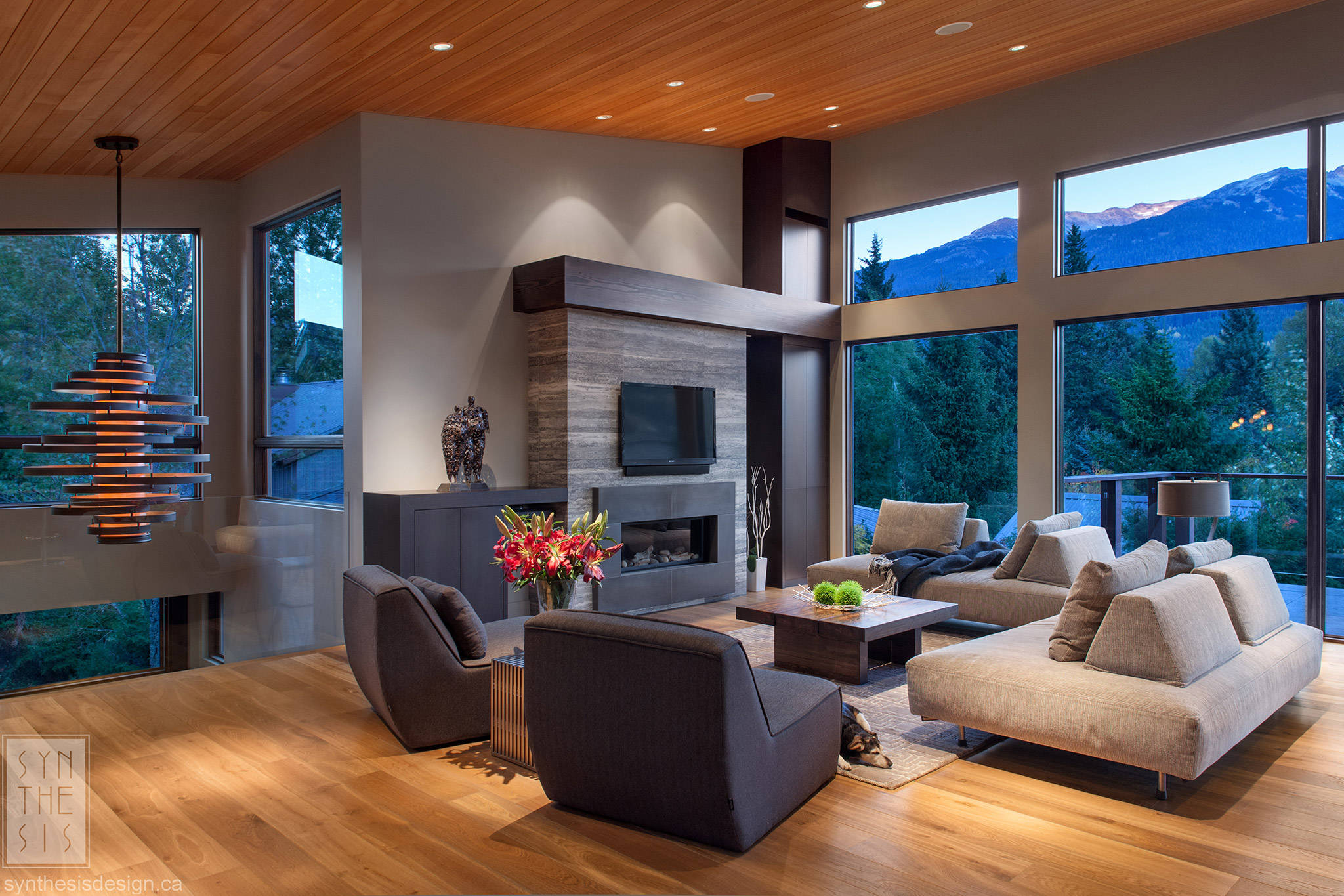 Synthesis design interior designers vancouver