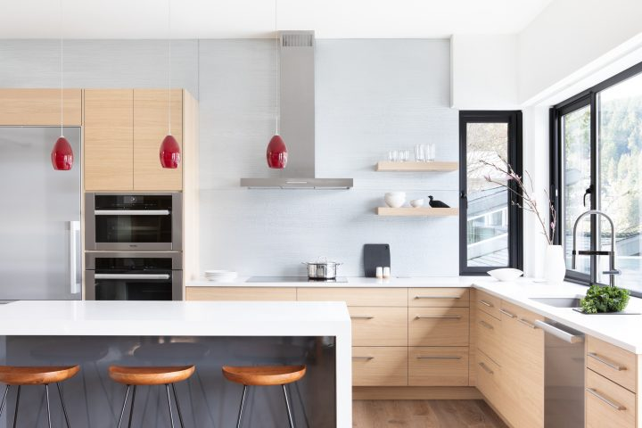 Featured On Houzz Three Great Contemporary Kitchens