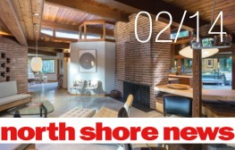 This old house - North Shore News February, 2014